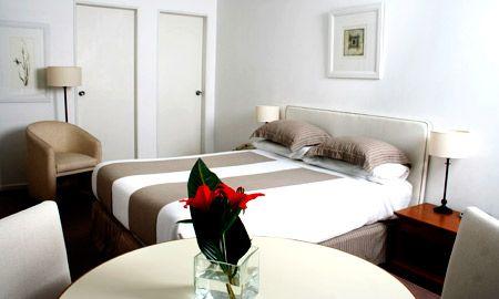Studio Standard - Hotel Loi Suites Esmeralda - Buenos Aires