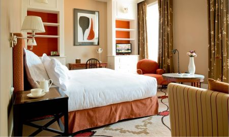 Quarto Superior - Vidago Palace Hotel - Douro