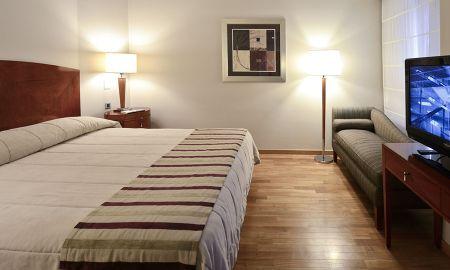 Quarto Matrimonial Superior - Hotel Del Comahue - Neuquén