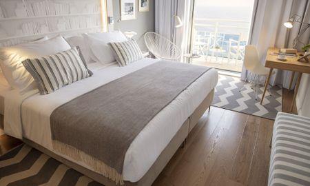 Quarto Varanda Superior - Vista Mar - Hotel Bellevue - Dubrovnik