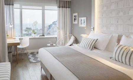 Quarto Duplo Clássico - Vista Mar - Hotel Bellevue - Dubrovnik
