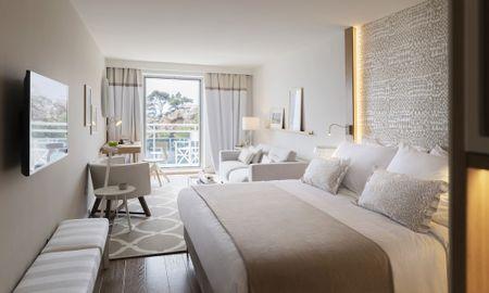 Varanda Quarto Deluxe - Vista Mar - Hotel Bellevue - Dubrovnik