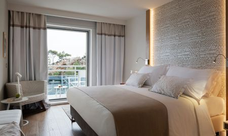 Представительский люкс с балконом и видом на море - Hotel Bellevue - Dubrovnik