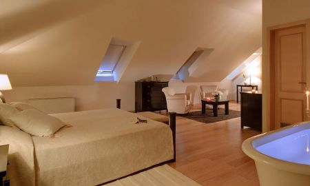 Balcone Camera Deluxe - Vista Mare - Hotel Bellevue - Dubrovnik