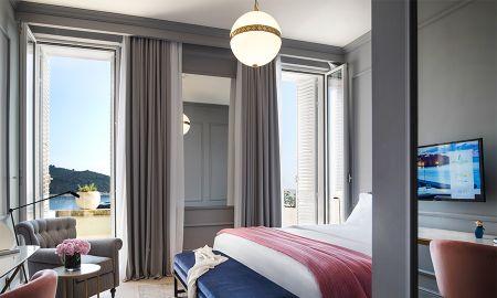 Habitación Doble Deluxe - Vista Mar - Villa Odak - Hotel Excelsior Dubrovnik - Dubrovnik
