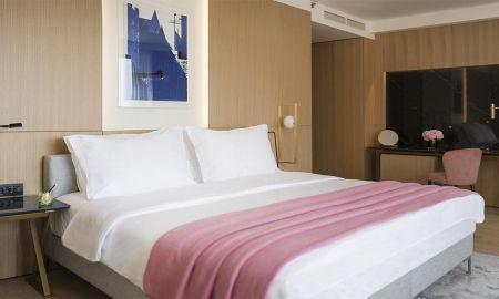 Habitación Superior Doble - Vista Parcial al Mar - Hotel Excelsior Dubrovnik - Dubrovnik