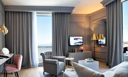 Suite Ejecutiva - Vista Mar - Villa Odak - Hotel Excelsior Dubrovnik - Dubrovnik