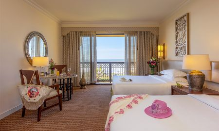 Deluxe twin prime- Vista al mar - MAZAGAN BEACH & GOLF RESORT - El Jadida