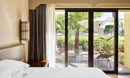 Habitación Patio King - Mazagan Beach & Golf Resort - El Jadida
