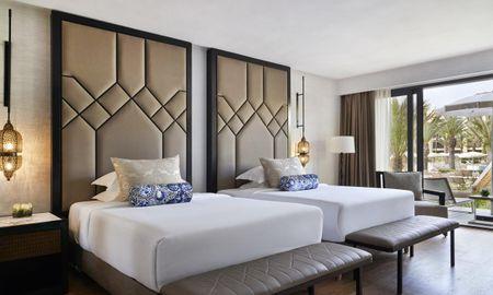 Habitación Patio Twin - Mazagan Beach & Golf Resort - El Jadida