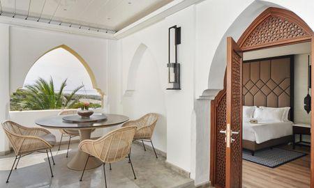 Suite con Terraza - Mazagan Beach & Golf Resort - El Jadida