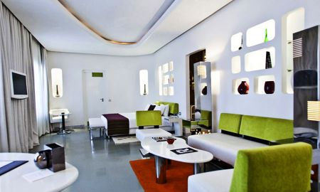 Deluxe Suite - Hotel La Renaissance - Marrakech