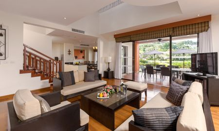 4 Bedroom Pool Villa-Lagoon View - Angsana Villas Resort Phuket - Phuket
