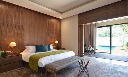 Suite Premium Piscine et Jardin Privé - Sirayane Boutique Hotel & Spa - Marrakech