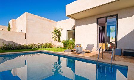 Junior Suite - Private Pool - Sirayane Boutique Hotel & Spa - Marrakech