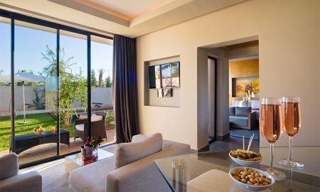 Deluxe Suite - Private Pool - Sirayane Boutique Hotel & Spa - Marrakech