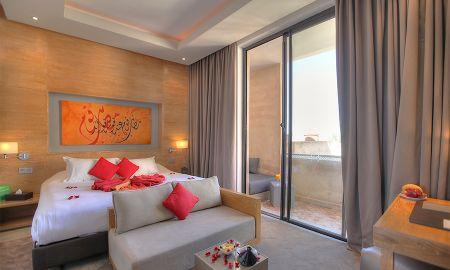 chambre privilege avec terrasse privee - Sirayane Boutique Hotel & Spa - Marrakech