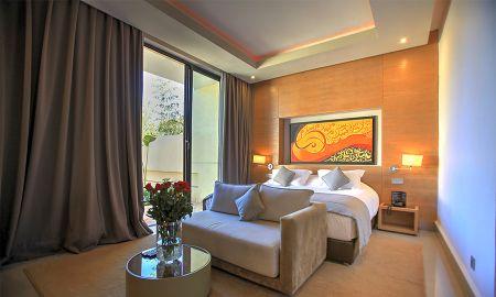 Mini-Suite - Private Garden - Sirayane Boutique Hotel & Spa - Marrakech