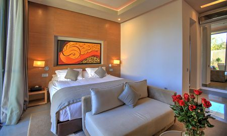 Privilege Room - Private Terrace - Sirayane Boutique Hotel & Spa - Marrakech