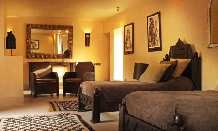 twin junior suite - Dar Sabra - Marrakech