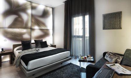 Chambre Petite Boutique - Hotel España - Barcelone