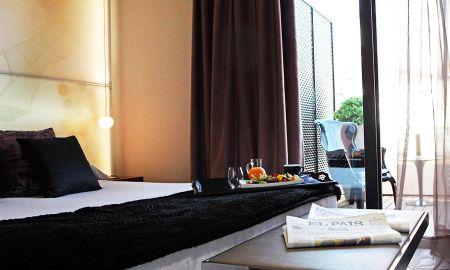 Chambre Exécutive - Hotel España - Barcelone