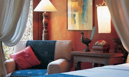 Suite Dedari avec vue piscine privee - Hotel Tugu Bali - Bali