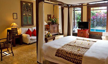 Pavillon Walter Spies - Hotel Tugu Bali - Bali