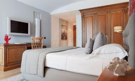 Quarto Clássico Duplo - Uso Individual - VOI Grand Hotel Mazzaro Sea Palace - Sicília