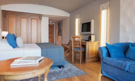 Suite Junior Duplo - VOI Grand Hotel Mazzaro Sea Palace - Sicília