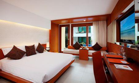Camera Deluxe Accesso Piscina - La Flora Resort Patong - Phuket