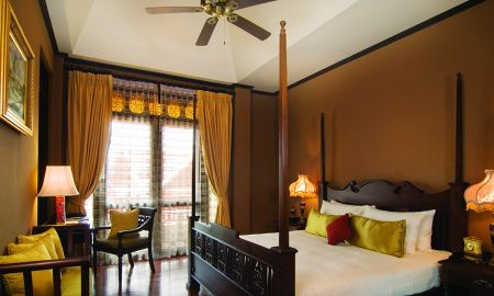 Baby Suite - Puripunn Baby Grand Boutique Hotel - Chiang Mai