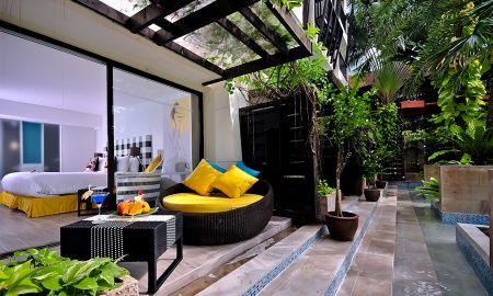 Quarto de acesso ao Premier Piscina - Burasari Phuket - Phuket