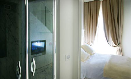 Chambre Comfort - Metropole Taormina Maison D'Hotes - Sicile