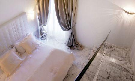 Suite Junior - Metropole Taormina Maison D'Hotes - Sicile