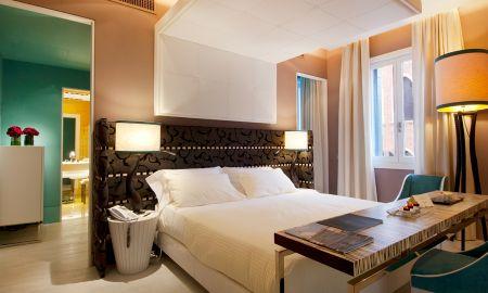 Camera Superiore - Sina Centurion Palace - Venezia