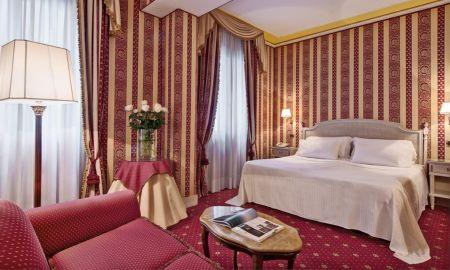 Chambre Deluxe - Sina Palazzo Sant'Angelo - Venise