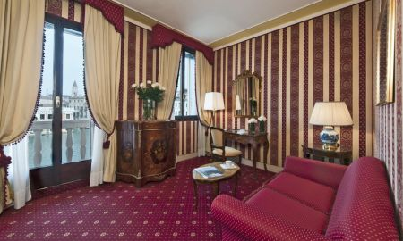Junior Suite View Grand Canal - Sina Palazzo Sant'Angelo - Venice
