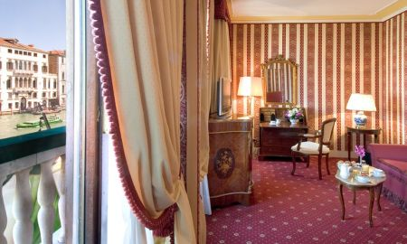 Suite Deluxe View Grand Canal - Sina Palazzo Sant'Angelo - Venice
