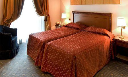 Chambre Classique - Sina Brufani Hotel - Pérouse