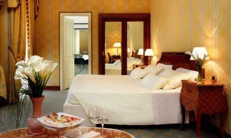 Deluxe-Zimmer - Sina Brufani Hotel - Perugia