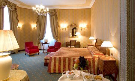 Junior Suite - Sina Brufani Hotel - Perugia