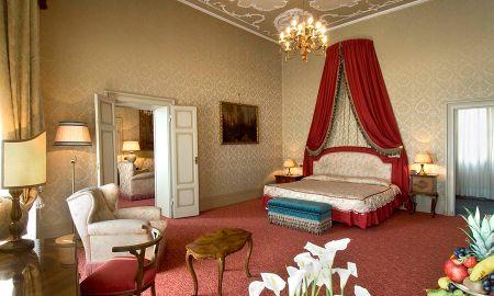Königlich Suite - Sina Brufani Hotel - Perugia