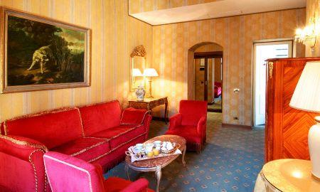 Zimmer Suite - Sina Brufani Hotel - Perugia