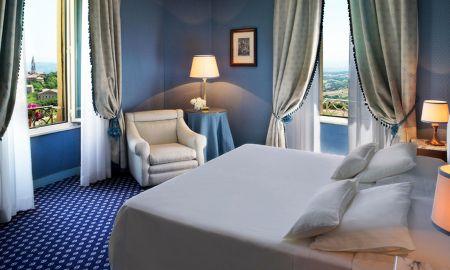 Superior-Zimmer - Sina Brufani Hotel - Perugia