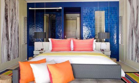 Habitación Luxury Premium Twin - Balcón Amueblado & Vista Panorámica Golf/Océano - Sofitel Essaouira Mogador Golf & Spa - Essaouira