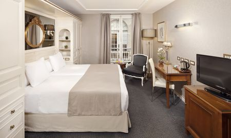 Premium Room - Melia Paris Notre-Dame - Paris
