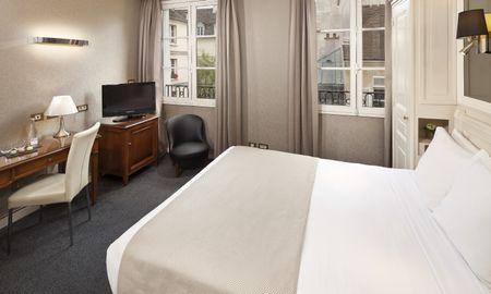 Melia Double Room - Melia Paris Notre-Dame - Paris