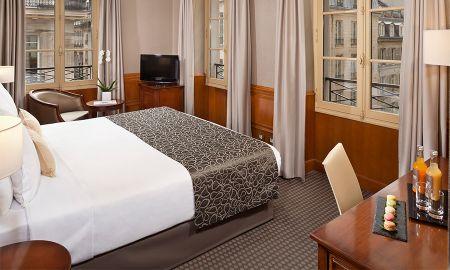 Chambre Premium - Hotel Meliá Vendome - Paris