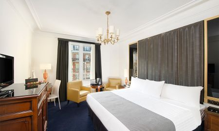 Quarto Grand Premium - Hotel Meliá Paris Champs-Elysées - Paris